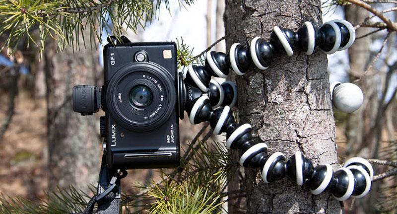 Gorillapod-Kameratasche