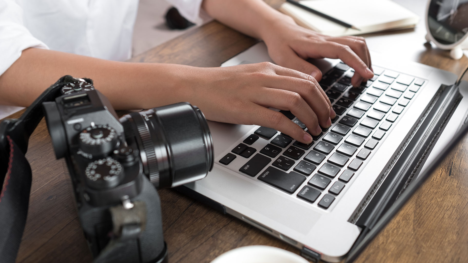 Fotograf werden - die erste Todo Liste für Profifotografen